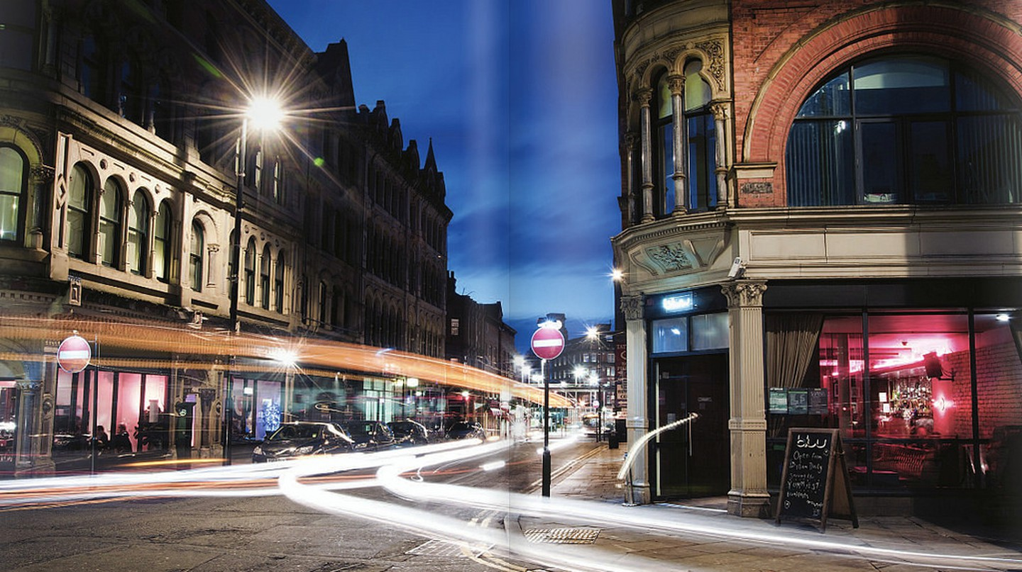 Northern Quarter at Night | © Duncan Hull / Flickr
