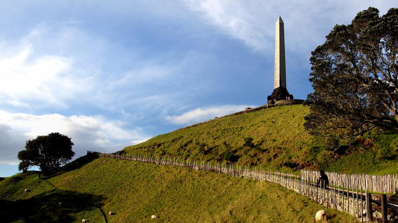 One Tree Hill Auckland   © Bernard Spragg/Flickr