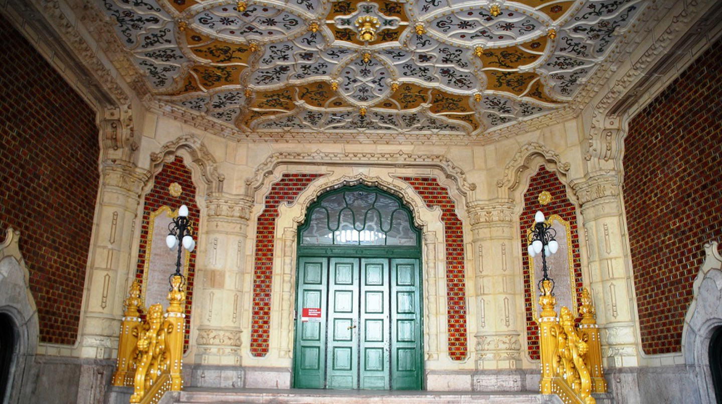 Museum of Applied Arts Budapest   © anna schwelung / Wikimedia Commons