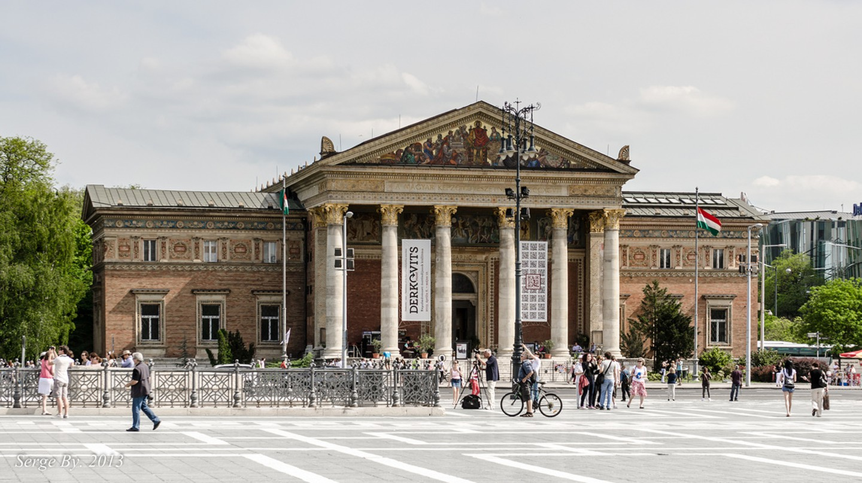 Palace of Art, Budapest