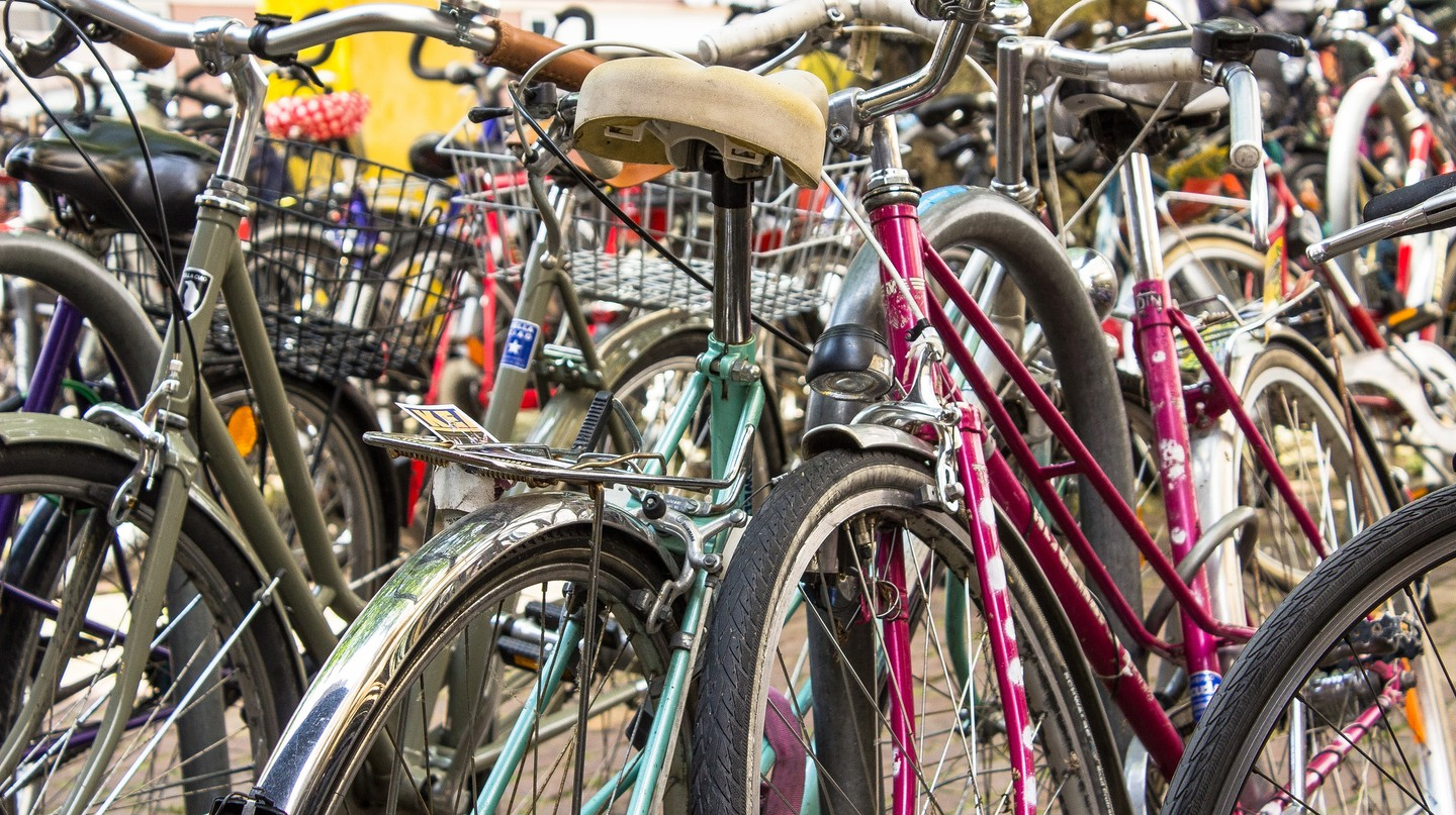 Bicycles | © Johannes Ko/ Flickr