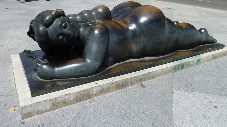 One of Madrid's Botero masterpieces | © Lori Zaino