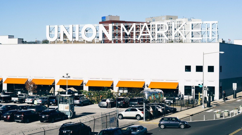 Union Market DC/ © james jackson