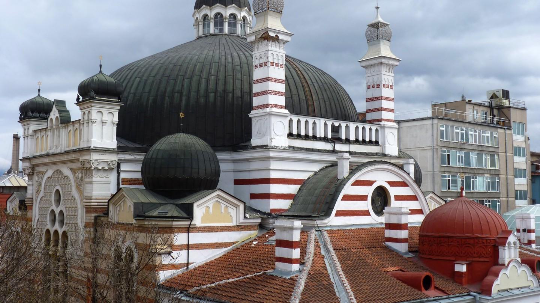 Sofia Synagogue   © Dudva/WikiCommons