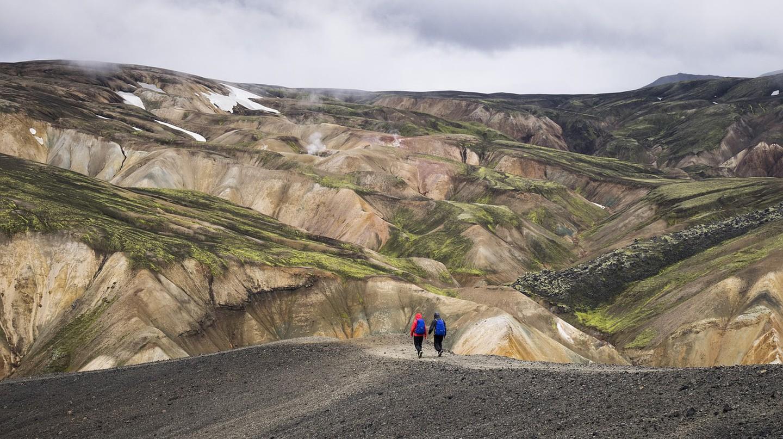 Hiking in Iceland   Pixabay