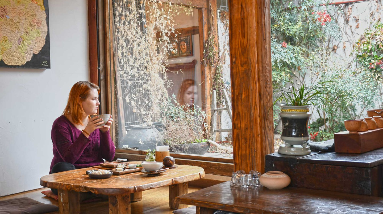 Ikseondong teahouse | © Linda Dunsmore