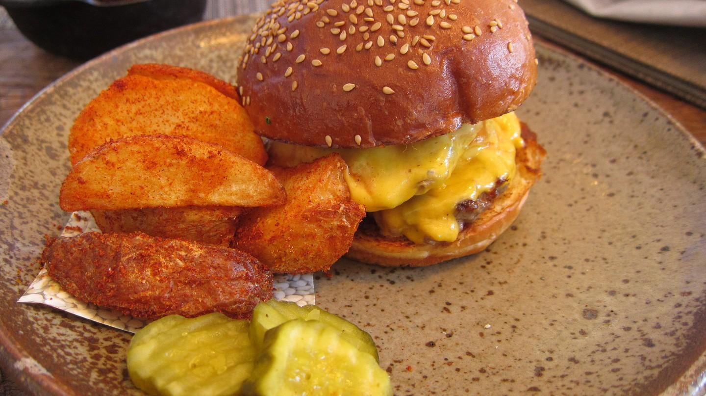 Husk burger | © Daniel Zemans / Flickr