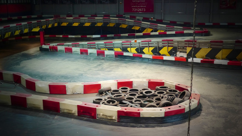 Go Karting | © Kārlis Dambrāns / Flickr