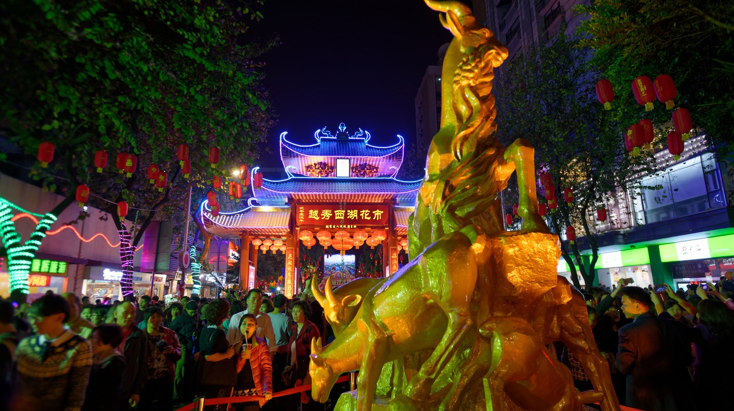 Guangzhou, The City of Rams | © llee_wu / Flickr
