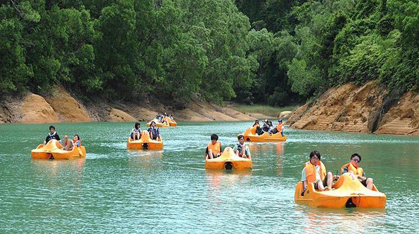 Hac Sa Reservoir Country Park | courtesy of Macao Government Tourist Office
