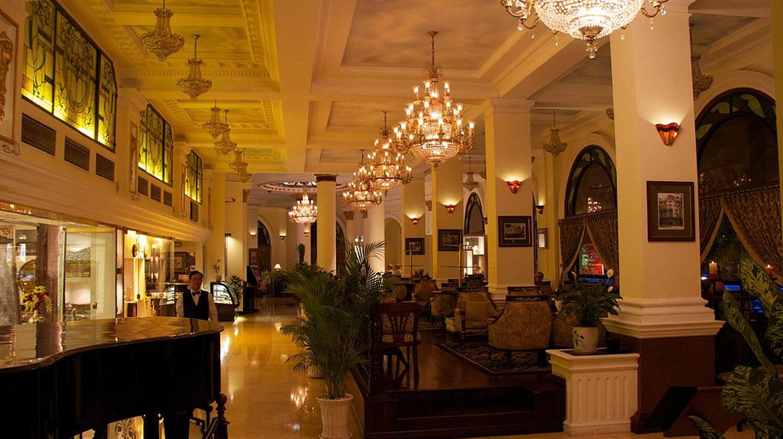 Inside Hotel Majestic © Jean-Marie Hullot / Wikimedia Commons