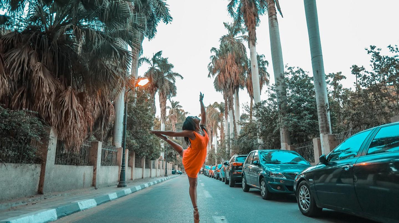 Nirvana El Nahhal   Courtesy of Ballerinas of Cairo