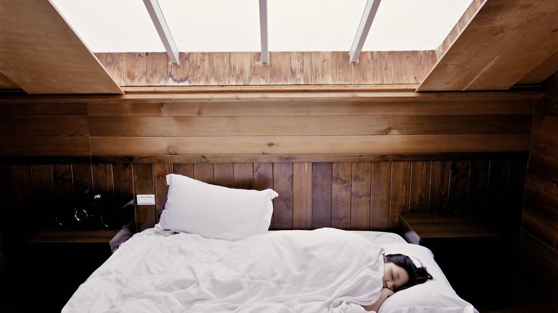 Sound asleep | Pexels