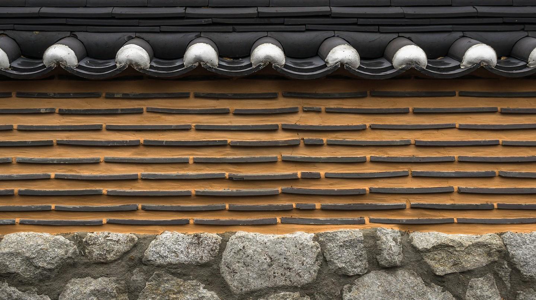 Korean-style wall | © Jeon San Go / Pixabay