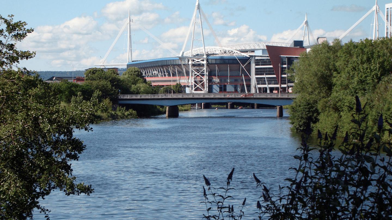 Millennium Stadium  ©Jon Candy/Flickr