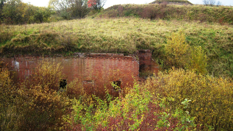 First Fort   © Vilensija/Wikimedia Commons