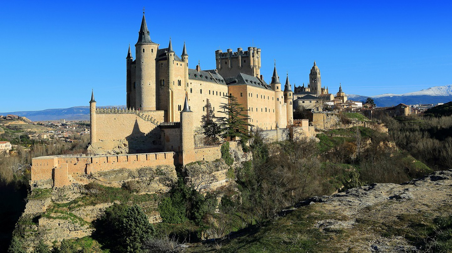 The castle in Segovia  | © Luis Antonio Fernández Corral/Flickr