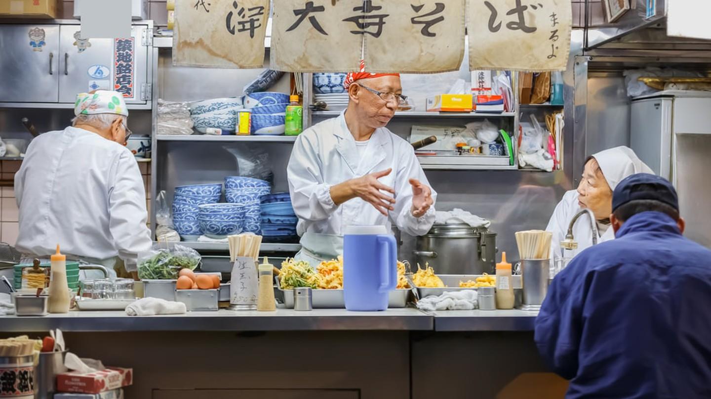 Tsukiji fish market in Tokyo, Japan | © cowardlion/Shutterstock