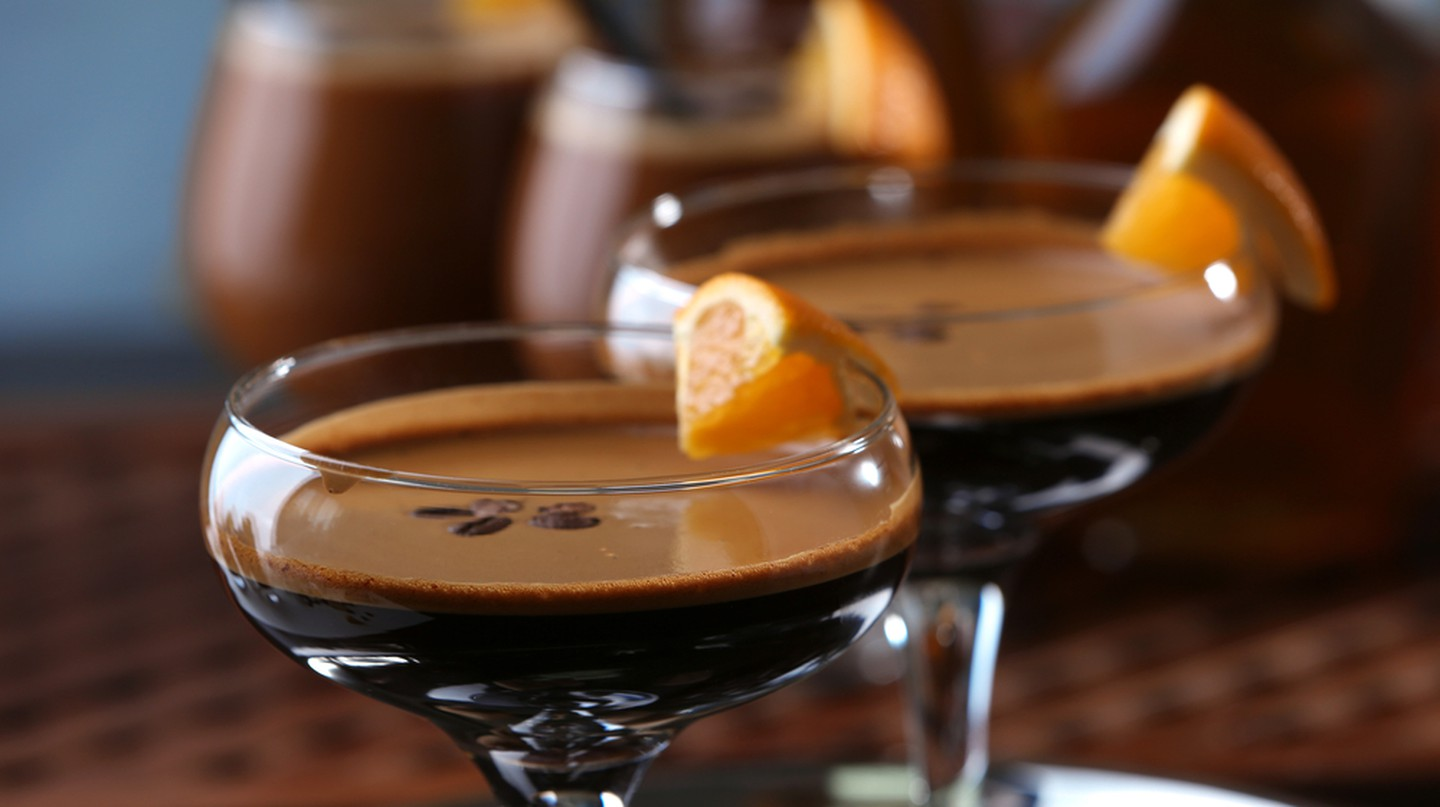 Orange Espresso Martini │© Africa Studio/Shutterstock