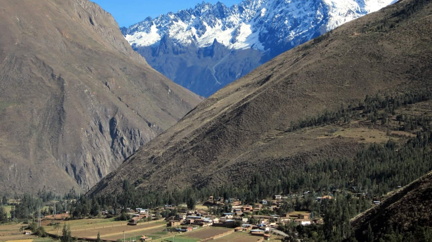 Sacred Valley | © David Stanley/Wikimedia Commons