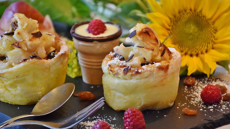 Apple Strudel Muffins    ©  RitaE / Pixabay