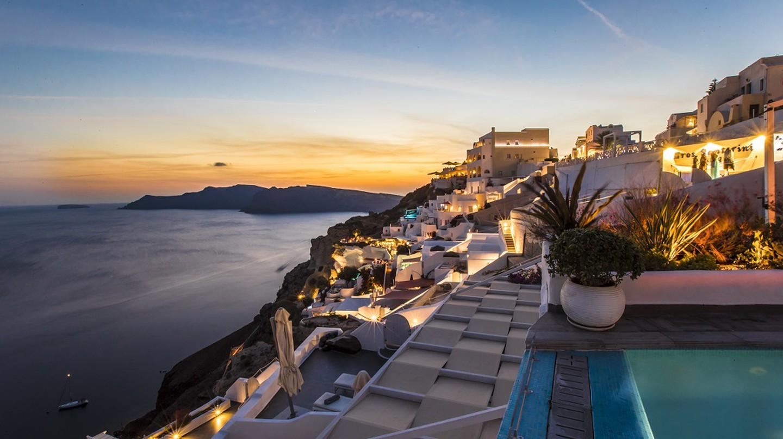 Courtesy of Santorini Secret Suites & Spa
