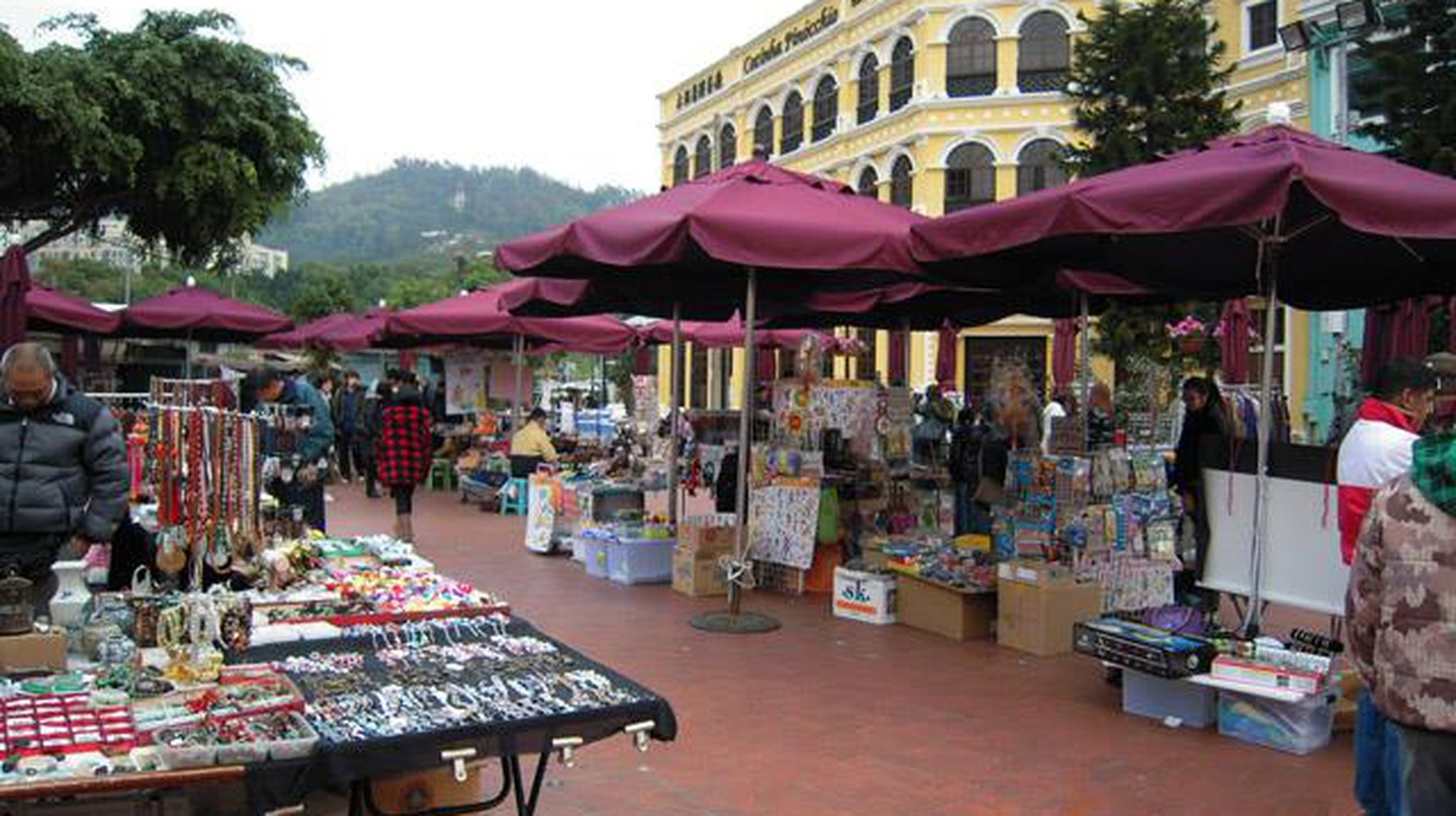 Taipa Flea Market | Courtesy of Macao Government Tourist Office