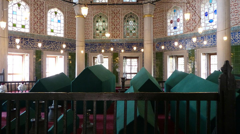 Mehmed III Tomb | © Mogadir/Wikimedia Commons
