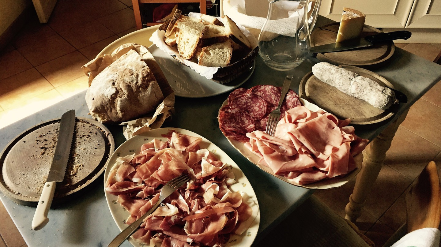 When in Florence, try some Tuscan specialties