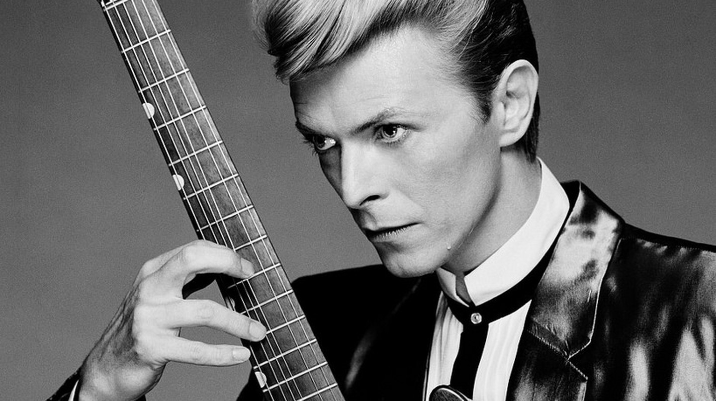 David Bowie is up for two awards at the Brits | ©Ron Frazier/Flickr