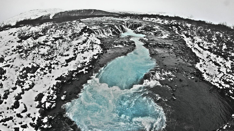 Icelandic waterfalls | © Hjorleifur / Pixabay