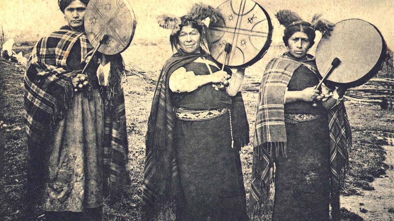 Mapuche Machis - Public Domain