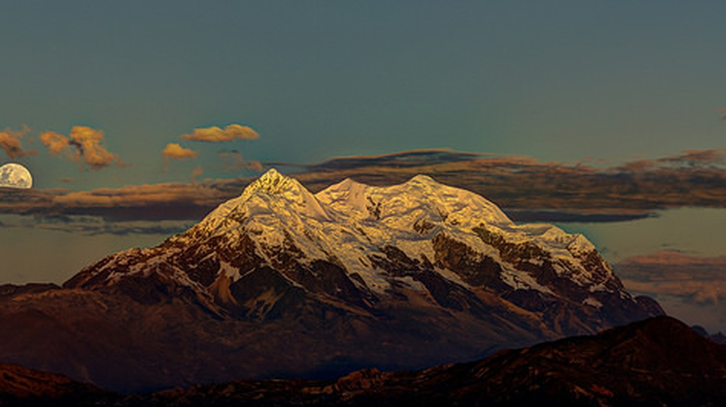 Mount Illimani | © candelaria herrera vasquez/Flickr