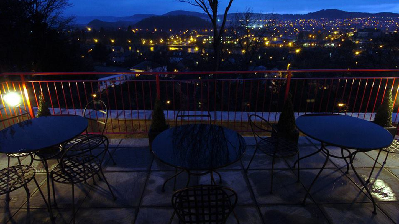 Rocpool Terrace View | © Rocpool Reserve/Facebook