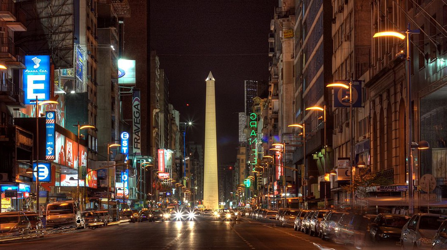 Buenos Aires | © Luis Argerich/Wikipedia