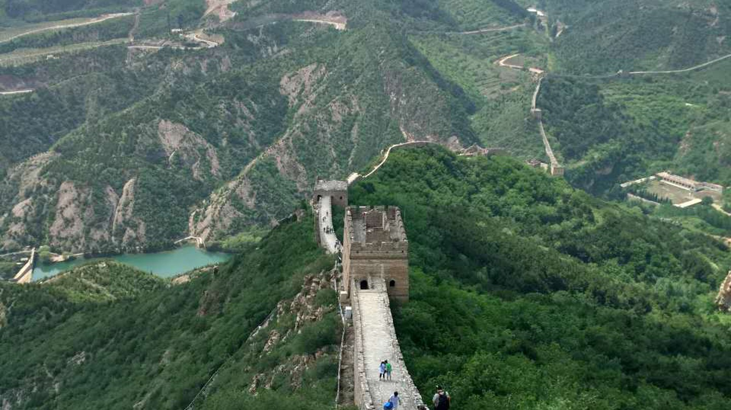 Great Wall at Simatai | Yuan Ren