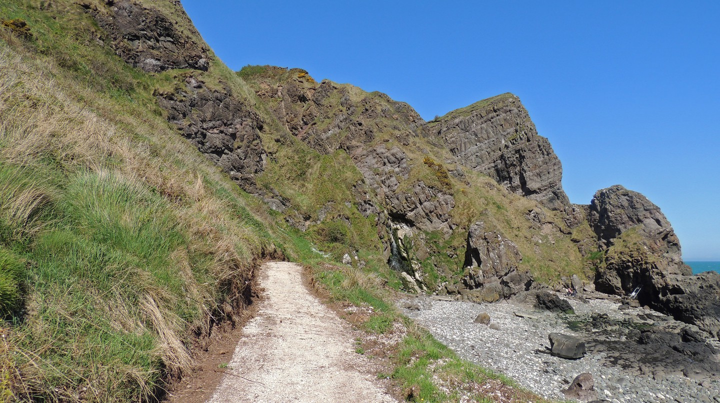 Gobbins Cliff Path | © Philip McErlean / Flickr