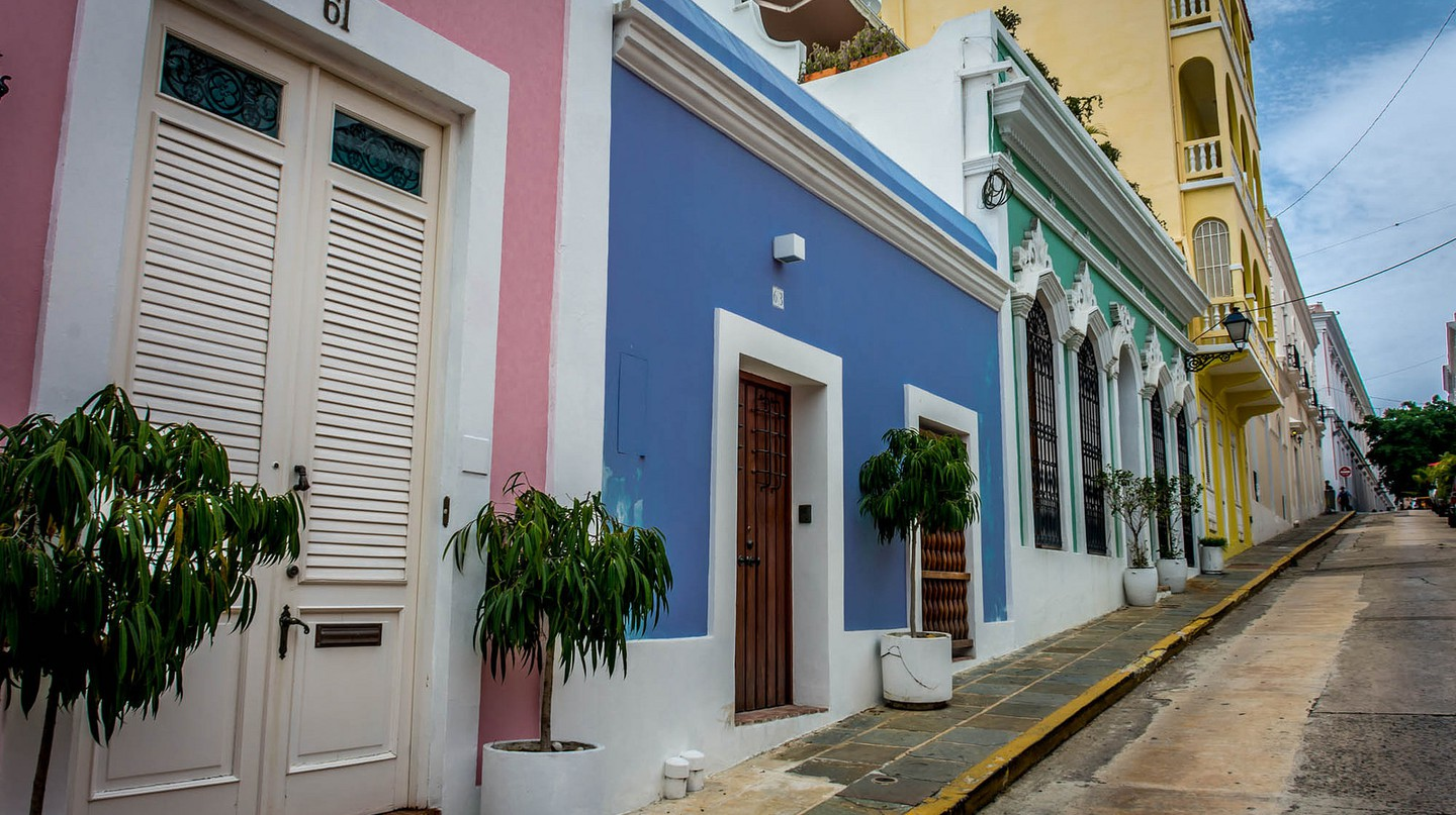 San Juan, Puerto Rico – a town of mystery | © Ron Kroetz/Flickr