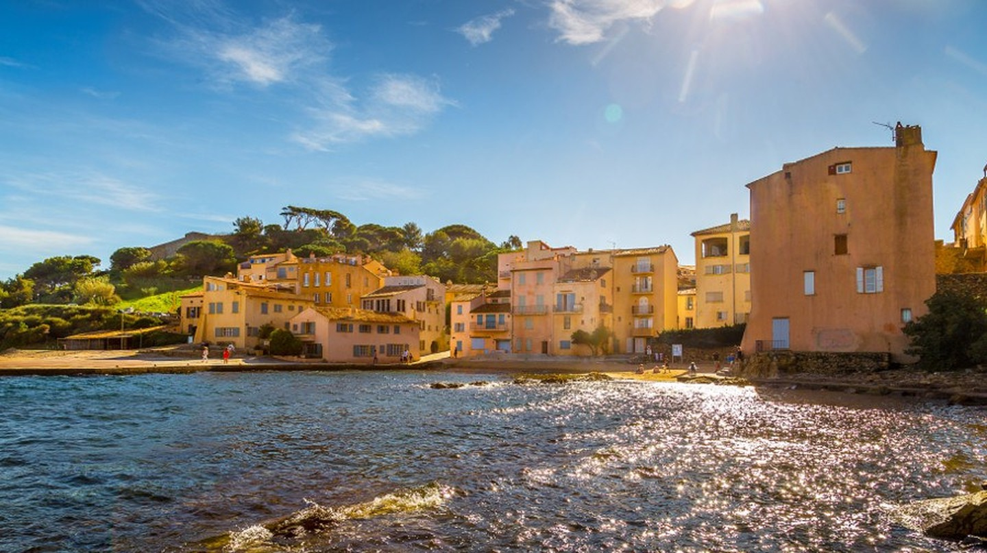 The historic fishing village of St Tropez | © Tristan Taussac/Flickr