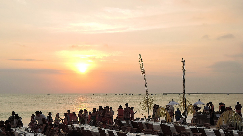 Jimbaran Beach Seafood Cafe | © Güldem Üstün / Flickr