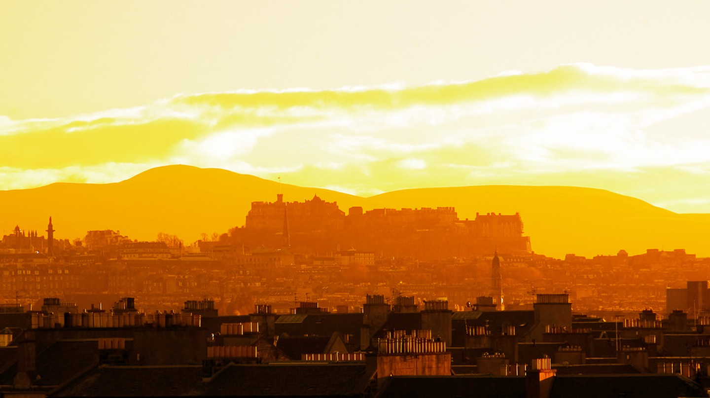 Edinburgh City View | Courtesy Of City Of Edinburgh Council
