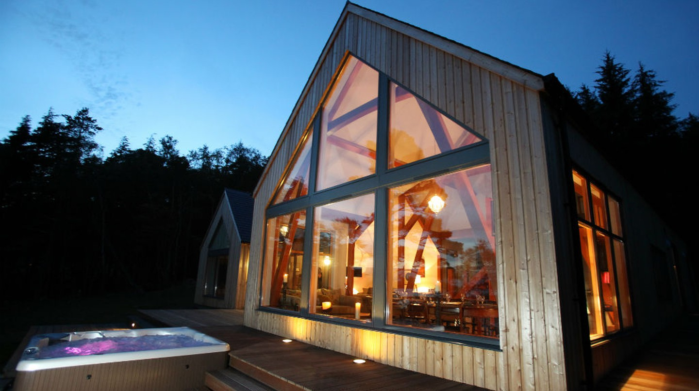 Knoydart House | Courtesy Of Knoydart House