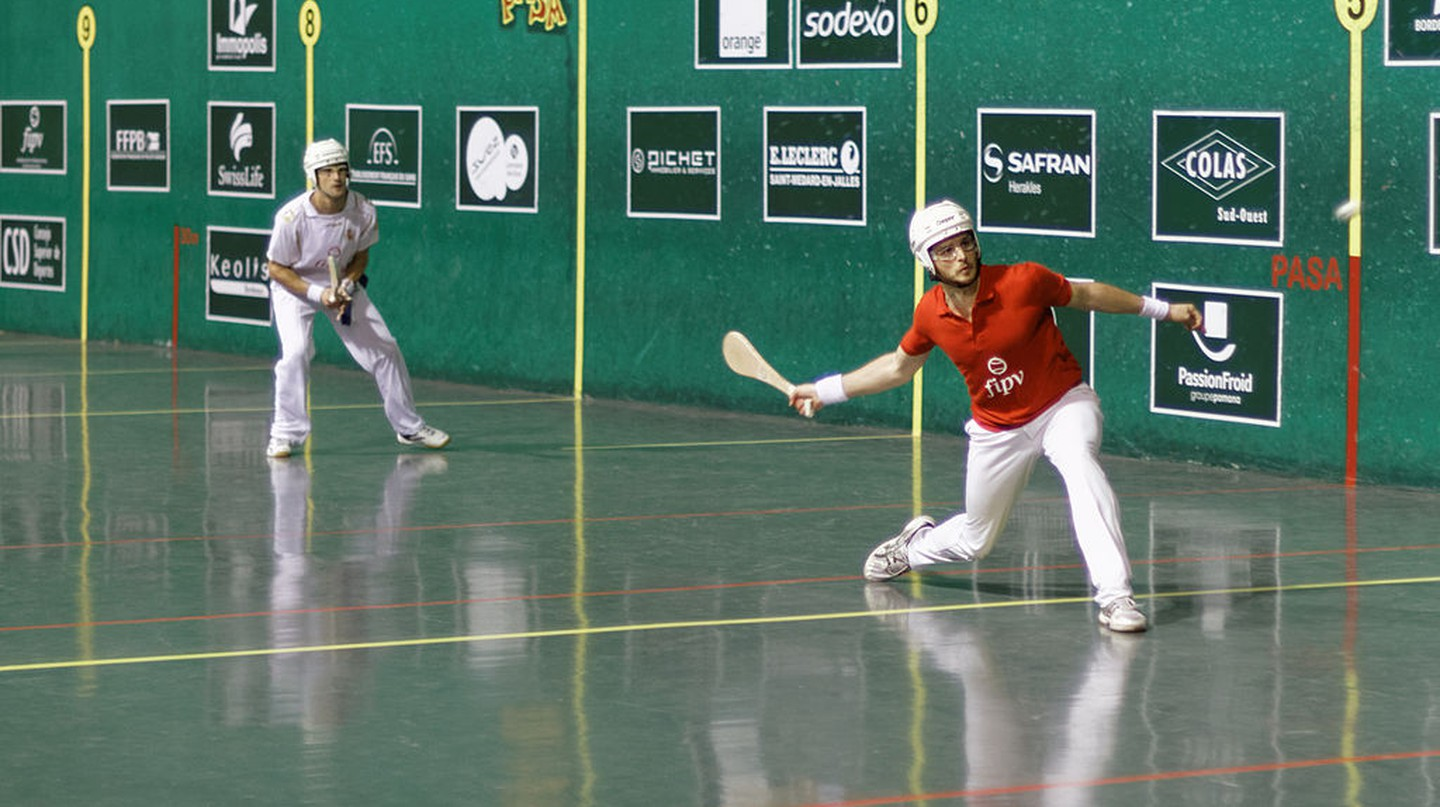 Basque Pelota | ©Pierre-Yves Beaudouin / Wikimedia Commons