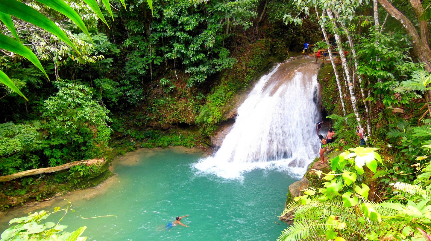 Blue Hole, Ocho Rios |© Ishamari Colon / Flickr