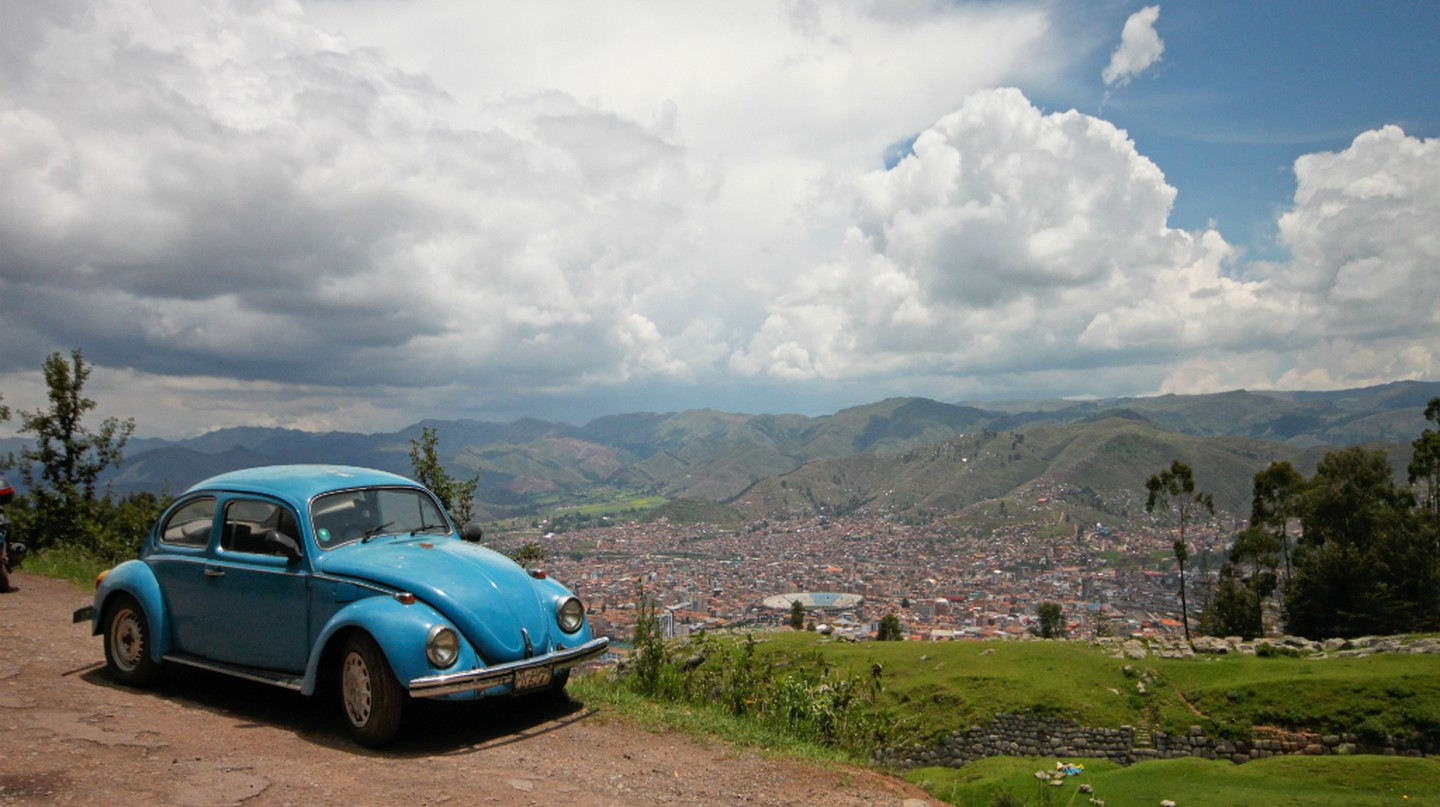 Overlooking Cusco © Roozbeh Rokni / Flickr