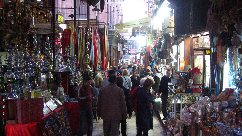 Khan El Khalili Market © V Manninen / flickr