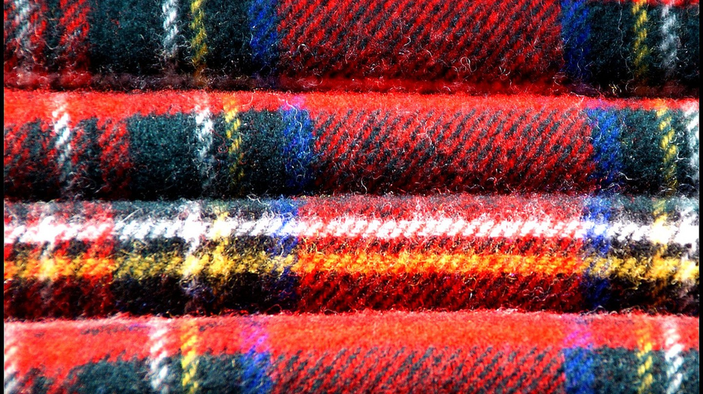 Tartan | © Phil Richards/Flickr