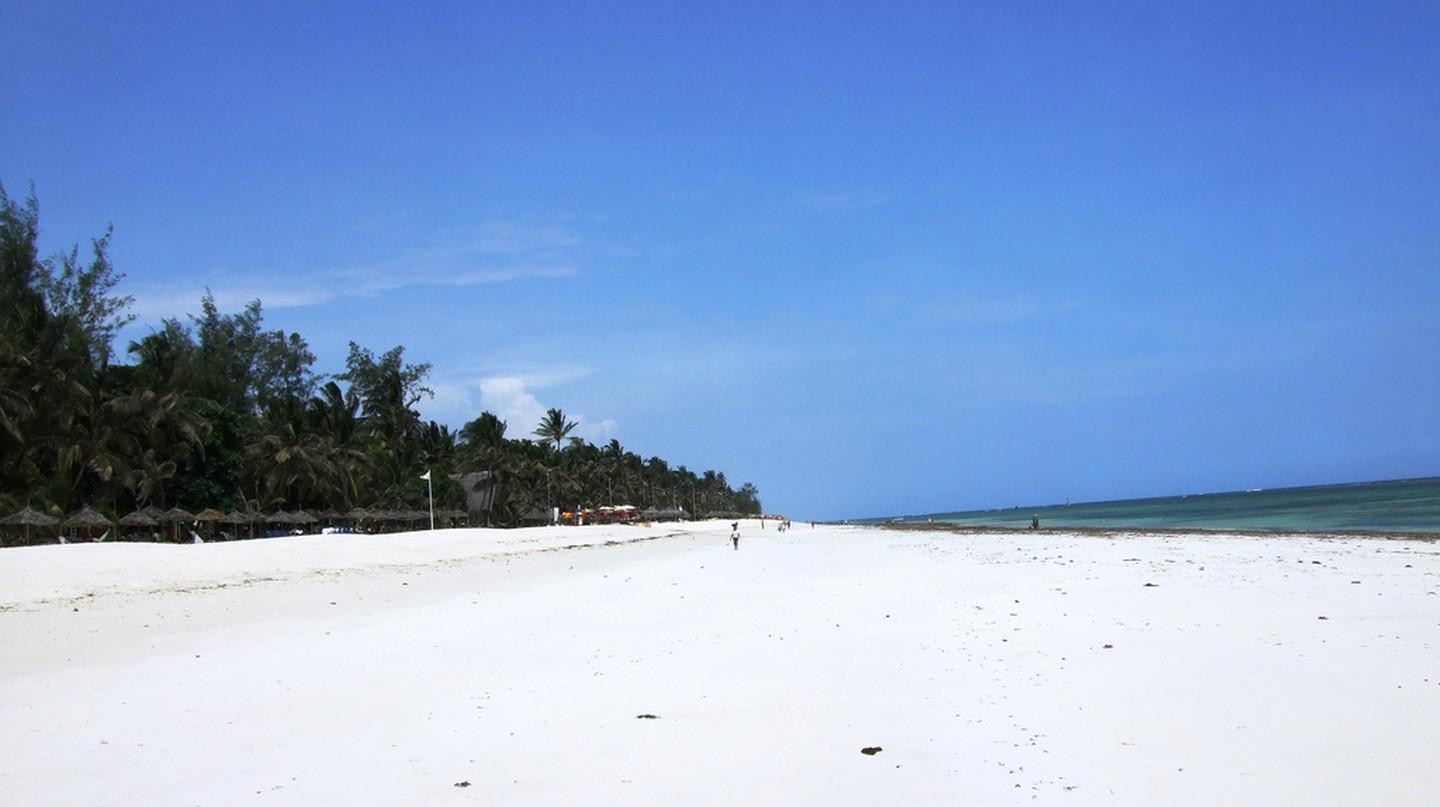 Diani beachfront | © Victor Ochieng / Flickr