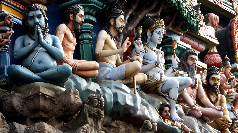 Kapaleeswarar Temple Gopuram  ©  Simply CVR / Flickr