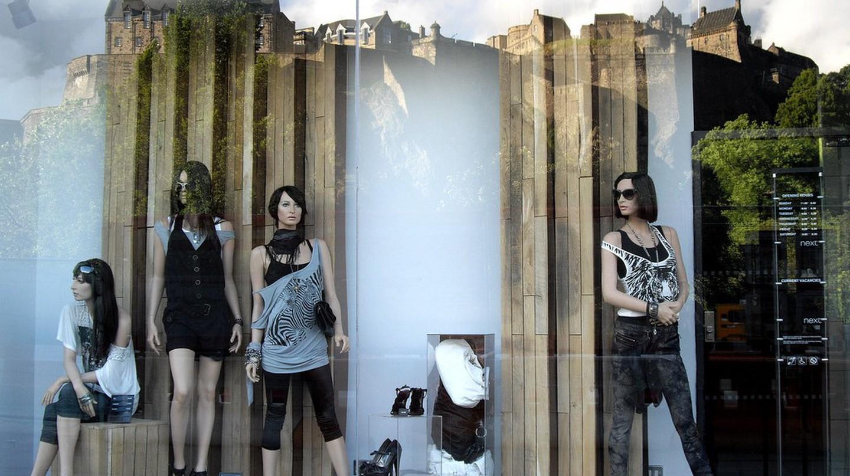 Fashion Store In Edinburgh | © EG Focus / Flickr